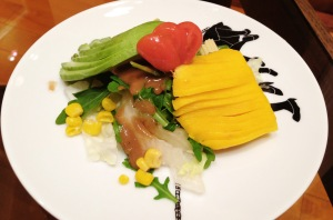 Mango and Avocado Salad2