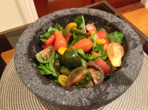 Tomato and Basil Salad2