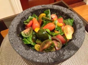 Tomato and Basil Salad2
