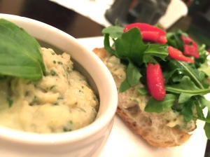 Bean and Basil Dip 01