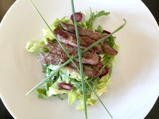 Steak Salad 01
