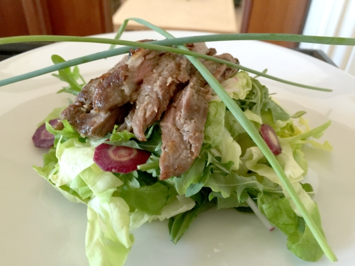 Steak Salad 03