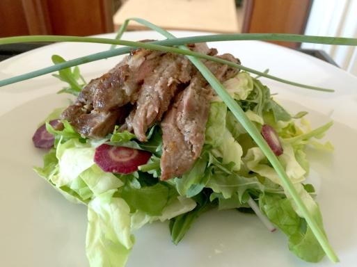 Steak Salad 03