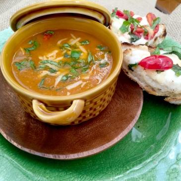 Tomato Basil Soup 05