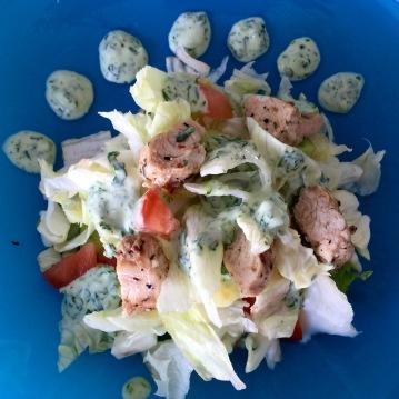 Medi Spicy Chicken salad 01